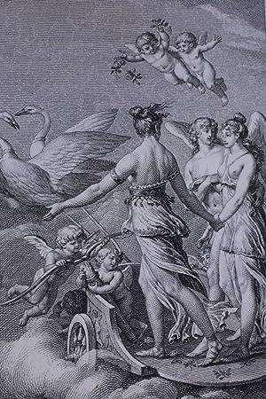 Les amours de Psyché et Cupidon: LA FONTAINE Jean