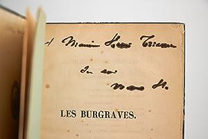 Les Burgraves: HUGO Victor