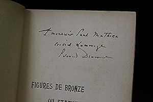 Les tréteaux du succès : Figures de: DRUMONT Edouard METIVET