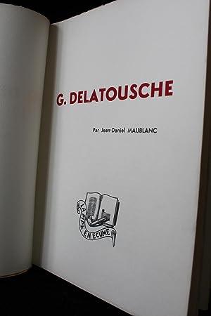 G. Delatousche: MAUBLANC Jean-Daniel