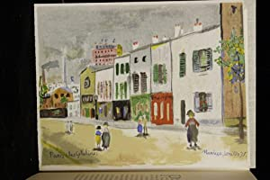 Maurice Utrillo, V: GUITRY Sacha &