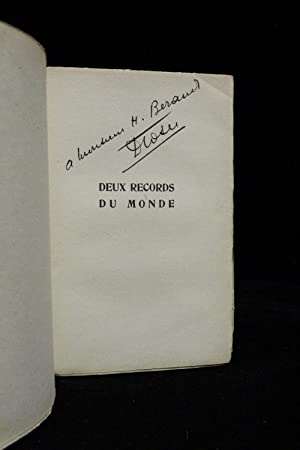 Deux records du monde