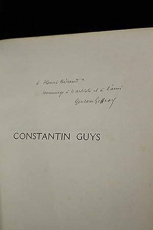Constantin Guys: GEFFROY Gustave