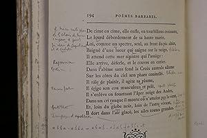 Oeuvres de Leconte de Lisle. - Poèmes: LECONTE DE LISLE