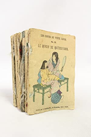 Les contes du vieux Japon: HASEGAWA Takejiro KOBAYASHI