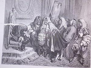 Charles Perrault, Contes, Peau d'âne, le roi: DORE Gustave &
