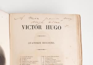 Quatorze discours: HUGO Victor