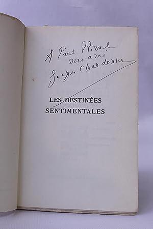 Porcelaine de Limoges: CHARDONNE Jacques