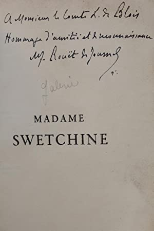 Une russe catholique : Madame Swetchine
