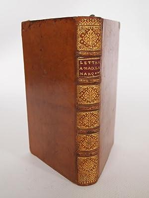 Lettres a Madame la Marquise *** sur: VALINCOURT DE Jean-Baptiste