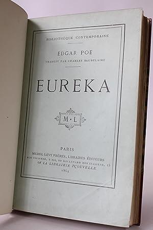 Eureka: POE Edgar Allan