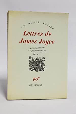 Lettres: JOYCE James