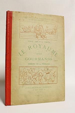 Le royaume des gourmands: STAHL P.J. FROELICH