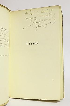 Films. - Contes. - Duodrames. - Soliloques: DERMEE Paul SURVAGE