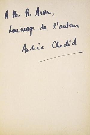Textes pour une figure: CHEDID Andrée