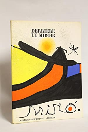 Derriere le miroir by alechinsky abebooks for Derrier le miroir