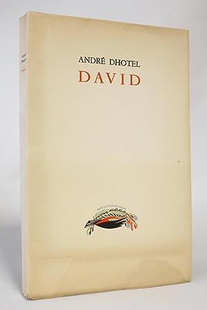 David: DHOTEL André SURVAGE