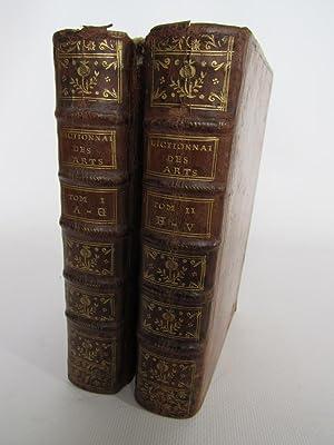 Dictionnaire des arts et métiers: MACQUER Philippe