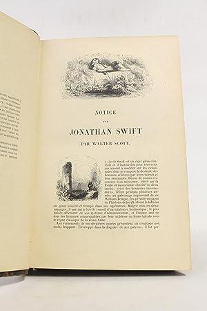 Voyages de Gulliver dans les contrées lointaines: SWIFT Jonathan