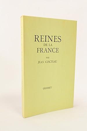 Reines de la France: COCTEAU Jean