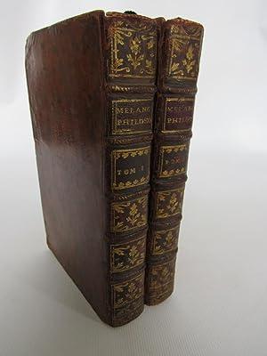 Mélanges philosophiques: FORMEY Johann Heinrich