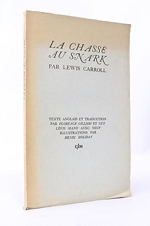 La chasse au snark et autres poèmes: CARROLL Lewis PRASSINOS