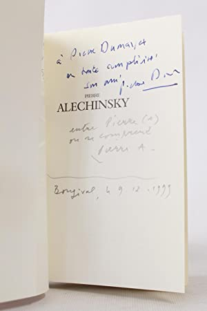 Pierre Alechinsky: DAIX Pierre ALECHINSKY