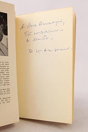 L'invité du jour: CAPOTE Truman