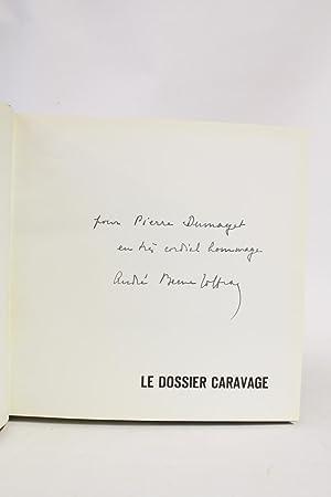 Le cas Caravage. Psychologie des attributions et: BERNE-JOFFROY André