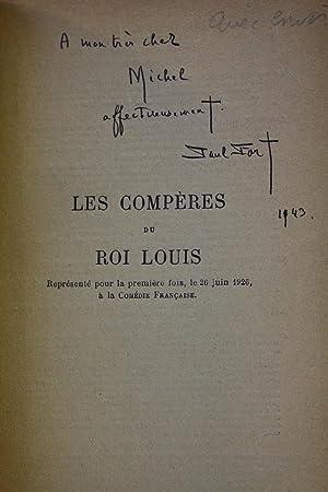 Les compères du roi Louis: FORT Paul