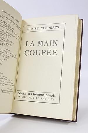 Blaise cendrars abebooks - La main coupee blaise cendrars resume ...
