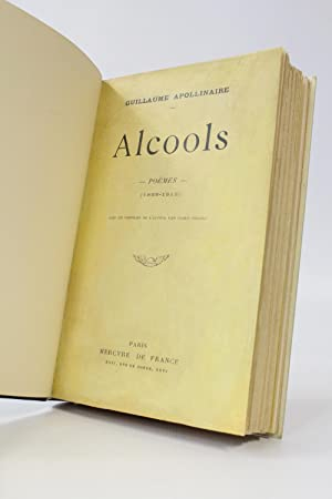 Alcools. Poèmes 1898-1913: APOLLINAIRE Guillaume PICASSO
