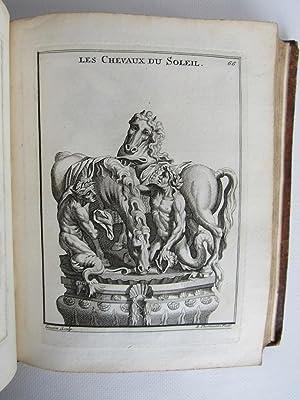 Recueil des statues, groupes, fontaines, termes, vases,: THOMASSIN Simon