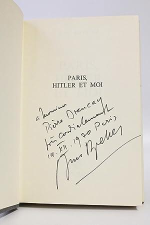 Paris, Hitler et moi: BREKER Arno