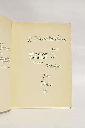 Le cordon ombilical: COCTEAU Jean