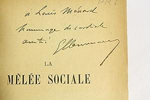 La mêlée sociale: CLEMENCEAU Georges