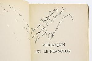 Vercoquin et le plancton: VIAN Boris