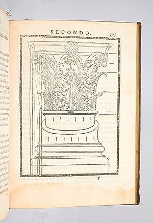 Della architectura di Gioseffe Viola Zanini: MINORELLI Andrea