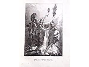 Galerie française ou collection de portraits des hommes et des femmes.: VILLEMAIN & ANDRIEUX