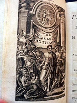 The pantheon, representing the fabulous histories of the gods, and most illustrious heroes, in a ...