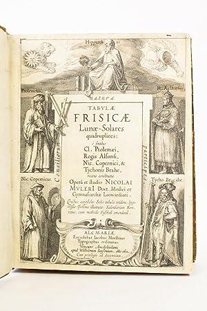 Tabulae Frisicae lunae-solares quadruplices , è, fontibus: MULERIUS Nicolaus