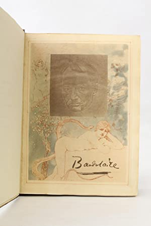 Les fleurs du mal: BAUDELAIRE Charles RASSENFOSSE