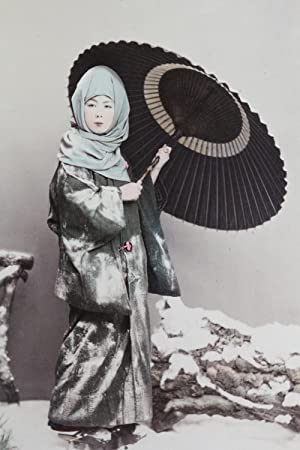 Photographie originale - Snow costume