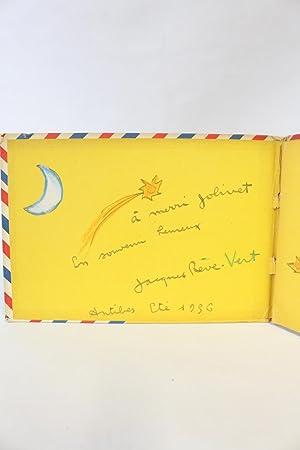 Lettres des îles Baladar: PREVERT Jacques