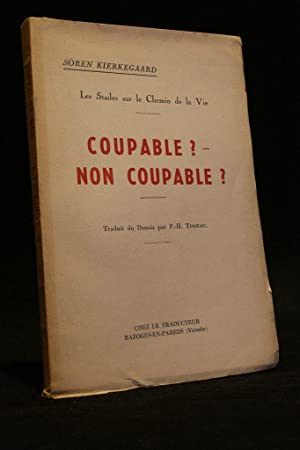 Coupable? Non coupable?