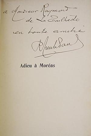 Adieu à Moréas: BARRES Maurice