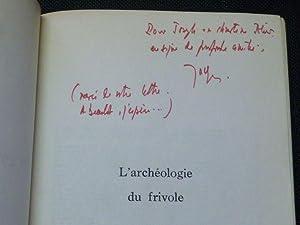 Essai sur l'origine des connaissances humaines précécé: DERRIDA Jacques &