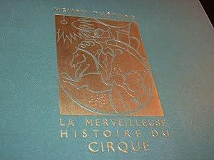 La merveilleuse histoire du cirque: THETARD Henry