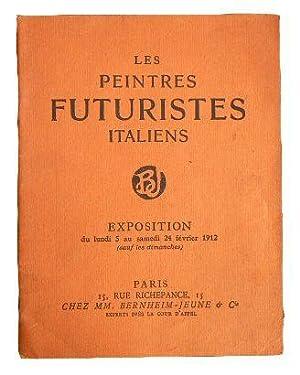 Les peintres futuristes italiens: SEVERINI Gino &