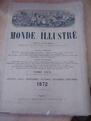 Le Monde illustré, journal hebdomadaire. Tome XXXI,: COLLECTIF